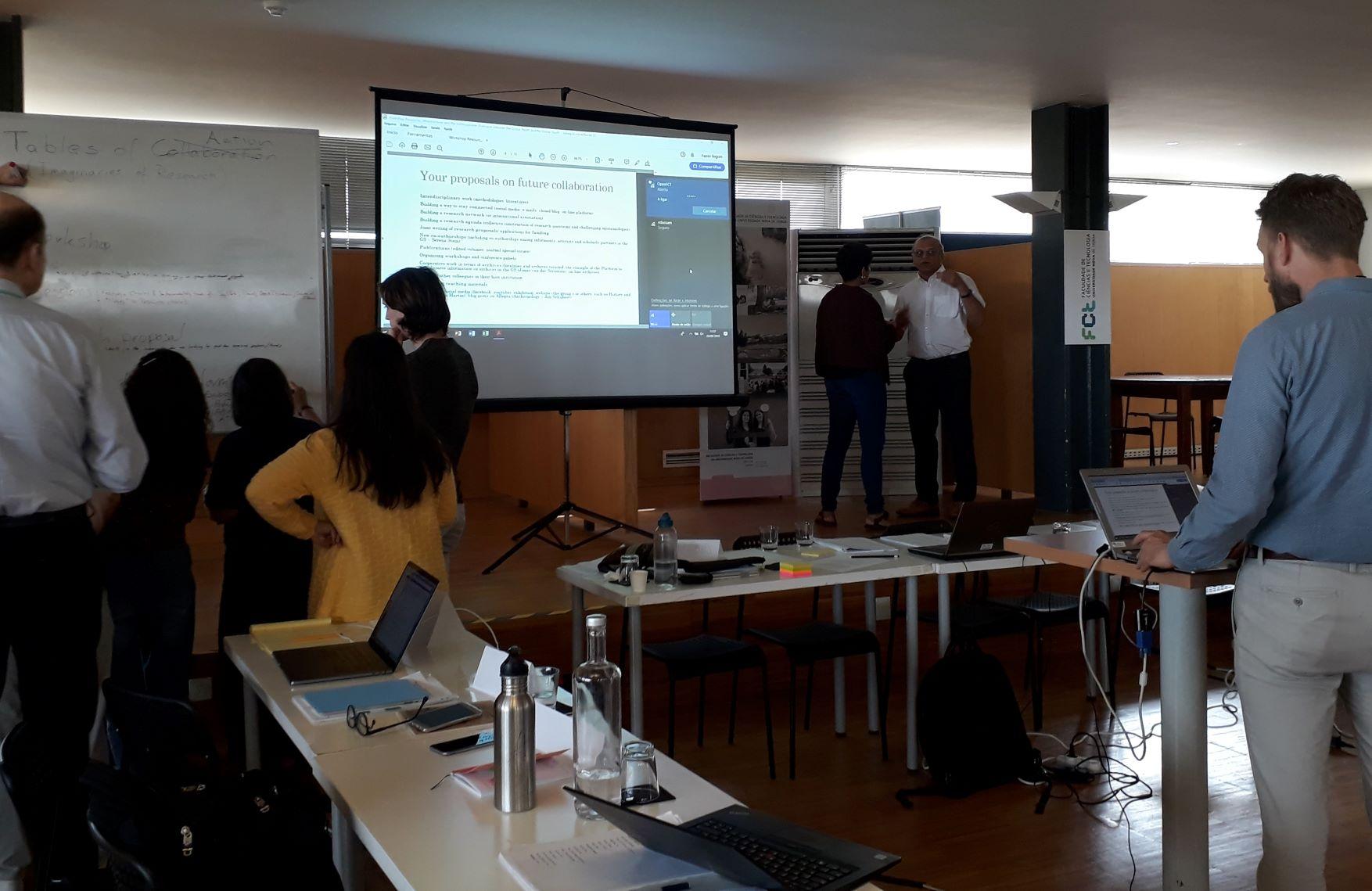 Lisbon workshop